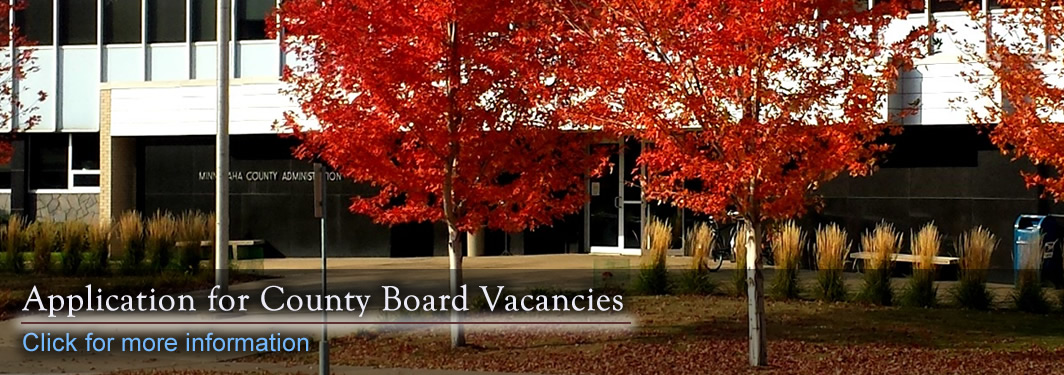 Application for Board Vacancies